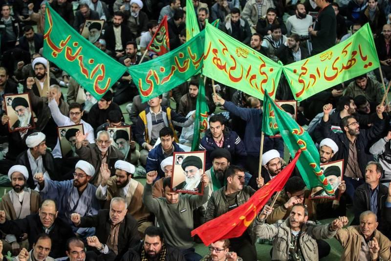 Goading Iran's vile wrath