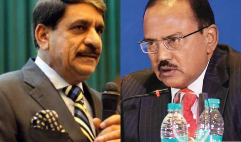 Pak-India NSAs held covert meeting at 'neutral venue' on Dec 26: report