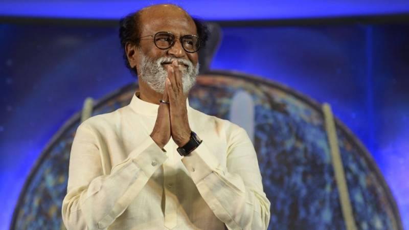 Top Tamil actor Rajinikanth enters Indian politics