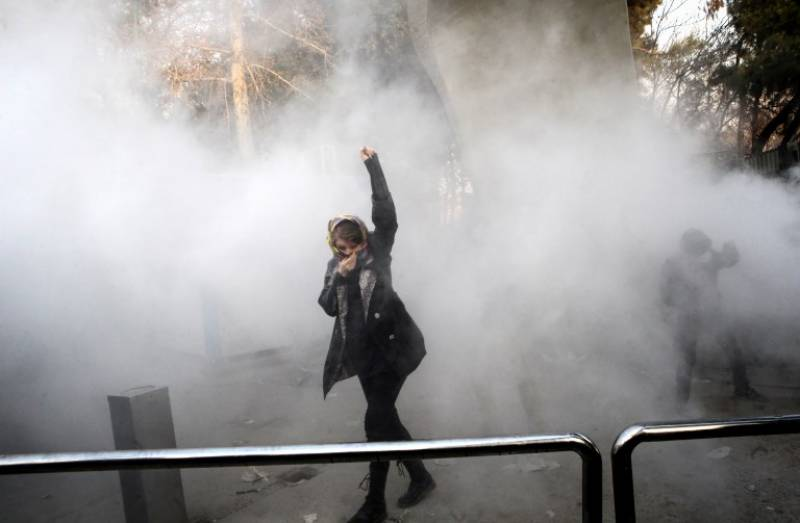 Two dead, scores injured as Iran warns protesters will 'pay the price'