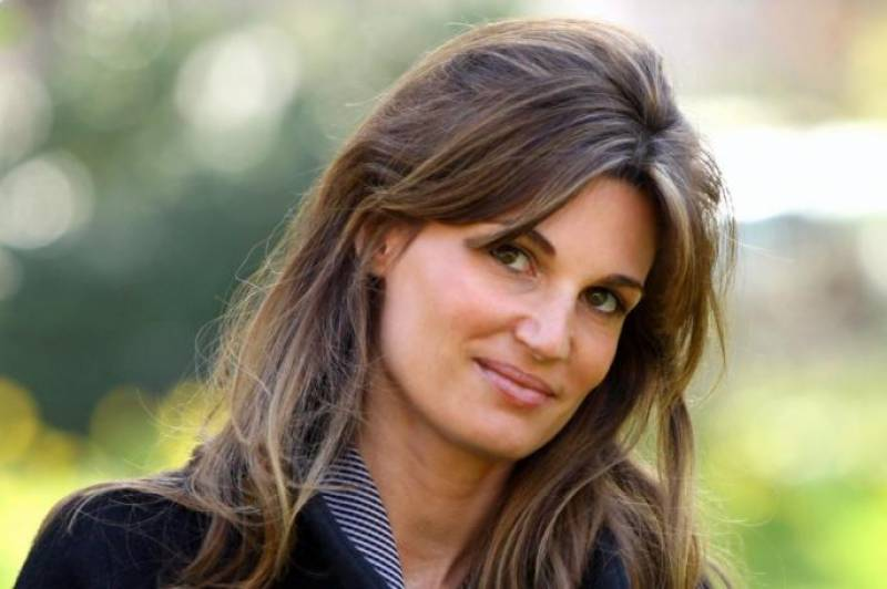 Here is Jemima Goldsmith's answer if she will 're-marry' Imran Khan