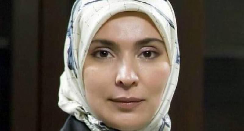 Not winning but taking part, a Muslim woman challenging Putin