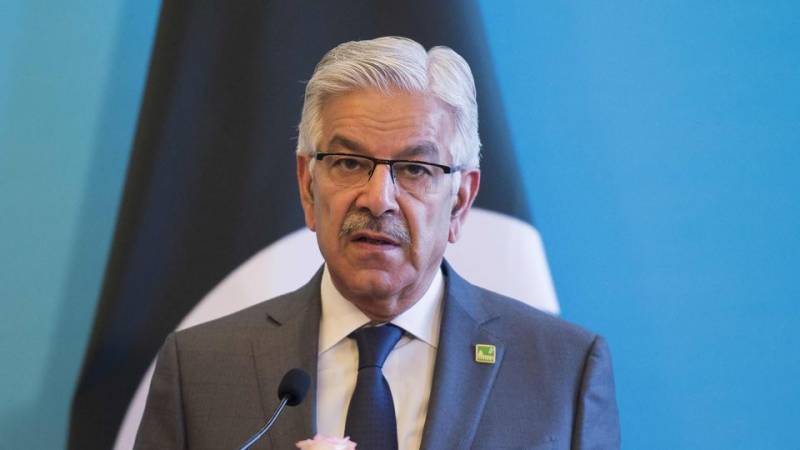 History teaches us to be careful of trusting the United States: Khawaja Asif