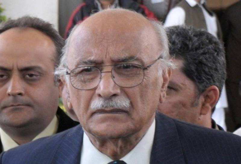 First Muslim air chief of PAF Asghar Khan dies