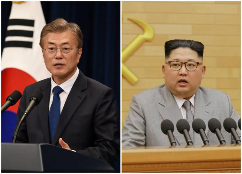 North Korea accepts talks offer from South Korea, meeting to be held on Jan 9