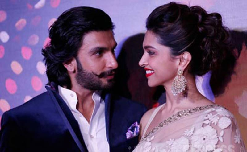 Are Deepika Padukone and Ranveer Singh going to tie the knot?