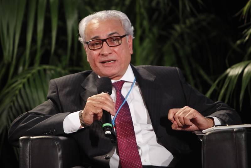 Arif Ahmed Khan appointed as finance secretary