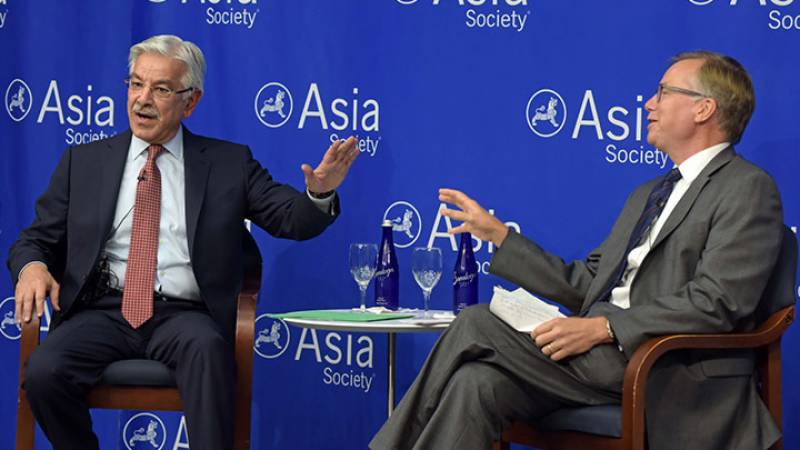 Khawaja Asif refreshes US memory about Pakistan's continuous support with a blunt 'no more'