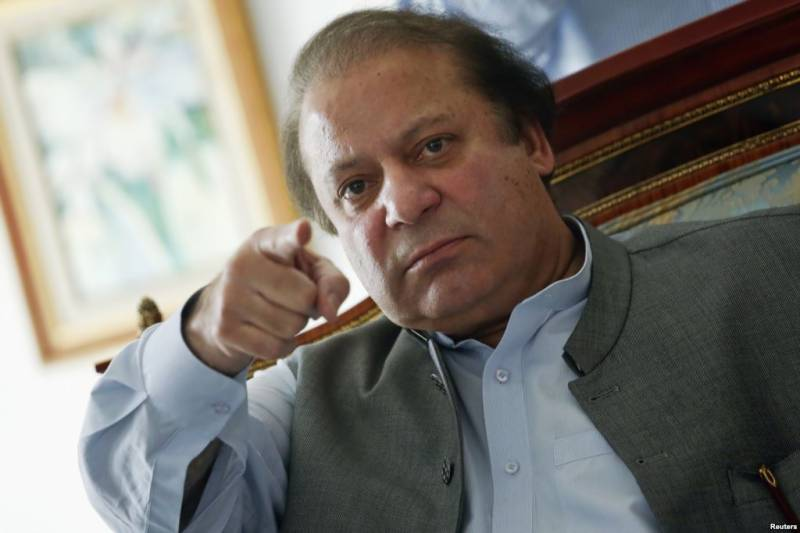 Nawaz says his disqualification causes anarchy in country