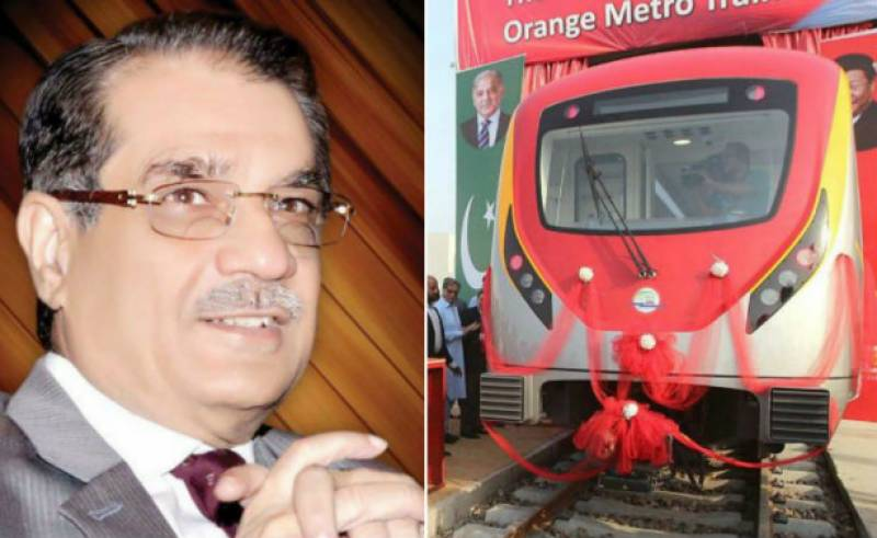 Top judge warns of halting Lahore's Orange Line over poor education, health