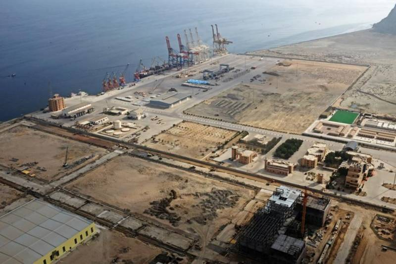 China plans to build offshore naval base in Pakistan's Gwadar Port, says report