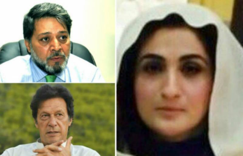 Did Imran Khan cause Manekas' divorce? Conflicting claims emerge in Pakistani media