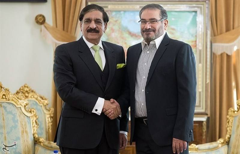 Iran calls on Pakistan for closer cooperation against US