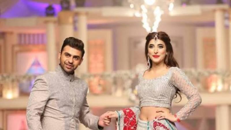 Urwa Hocane and Farhan Saeed taking over LUMS