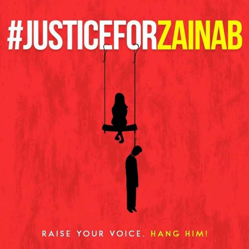 Another tragic news from Kasur: Justice for Zainab