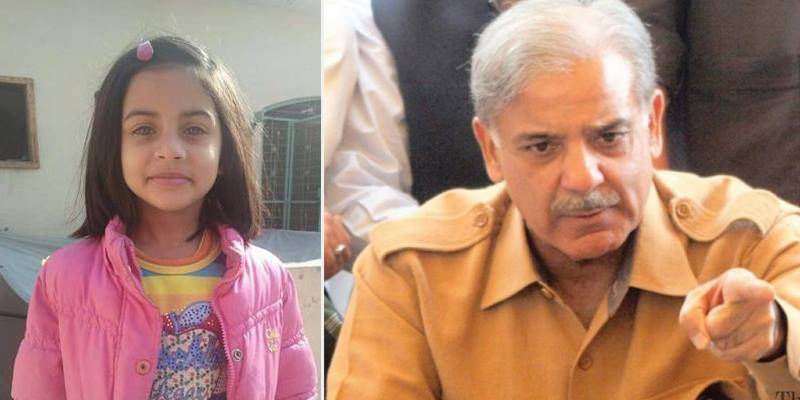 Kasur rape-murder case: CM Shehbaz assures justice to Zainab's family within 24 hours
