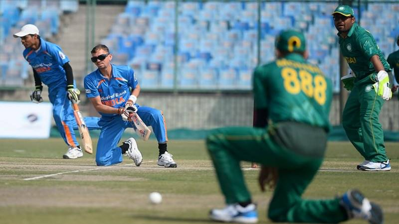 Blind Cricket World Cup 2018: India beat Pakistan by 7 wickets