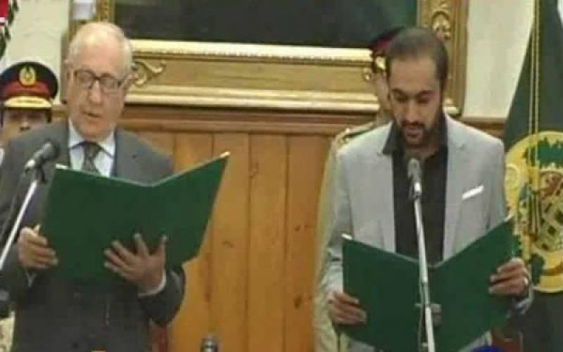 Abdul Quddus Bizenjo sworn in as Balochistan CM