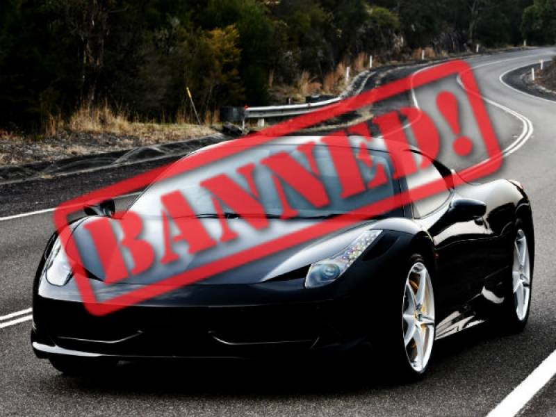 Black cars banned in Turkmenistan because president prefers white