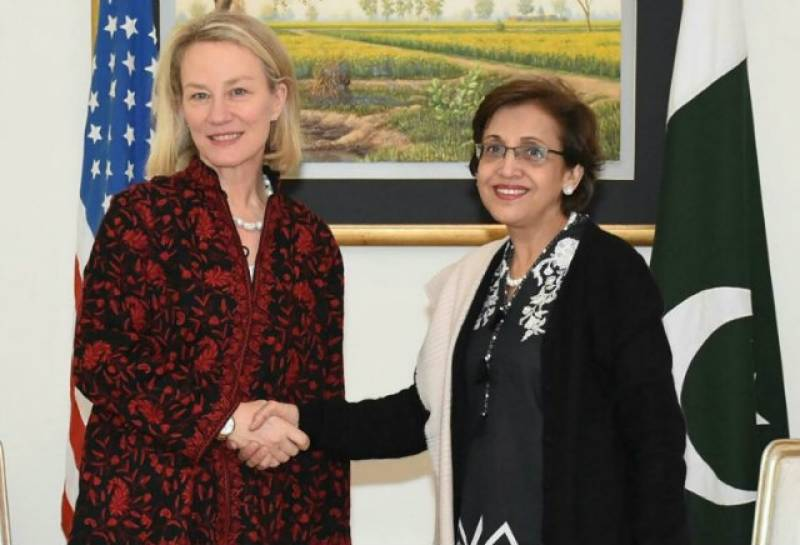 American diplomat acknowledges Pakistan's role in countering terrorism