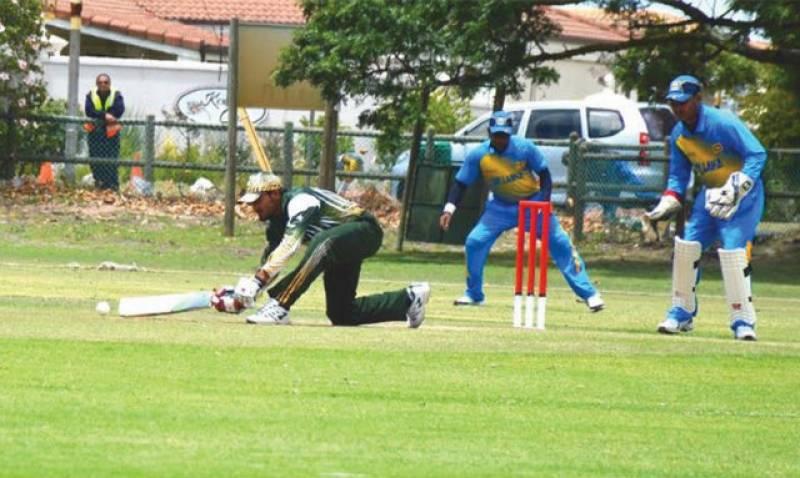 Pakistan beat Sri Lanka in Blind Cricket World Cup 2018