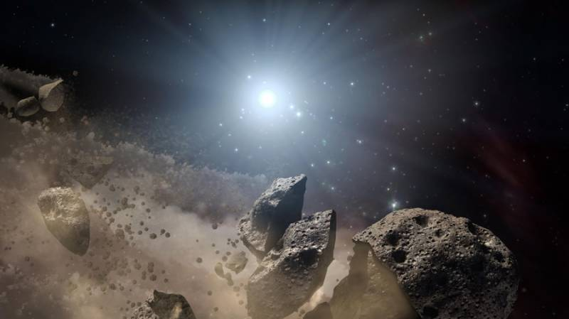 Asteroid the size of Burj Khalifa heading for Earth