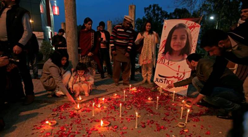 Families of Kasur rape-murder victims implore SC to give them justice