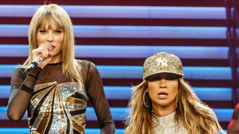 Taylor Swift and Jennifer Lopez tried understanding cricket