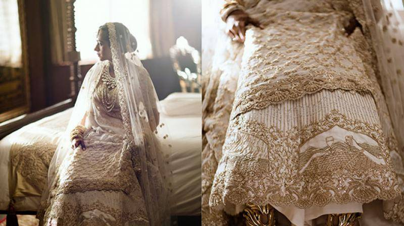 Bride Makes A Perfect 'Love Story Lehenga' And It Is Beautiful