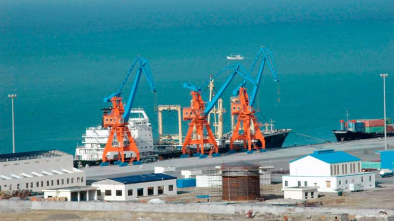 CPEC: Pakistan to construct mega oil city in Gwadar