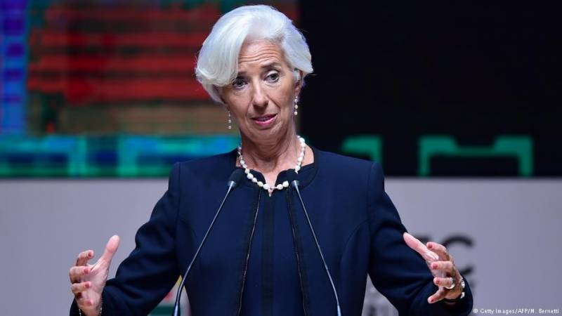 IMF chief warns world leaders against being complacent about economic growth