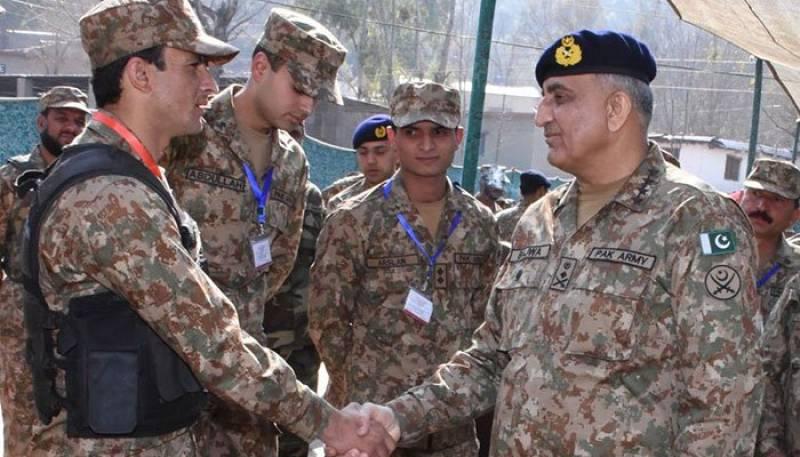 Indian aggression, misadventure to always get most befitting response: Gen Bajwa