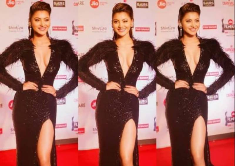 Urvashi Rautela's Daring Outfit - Trolled as well as Praised