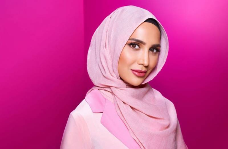 Amena Khan - First hijabi L'Oreal model quits campaign over accusations of anti-Israeli tweets made in the past