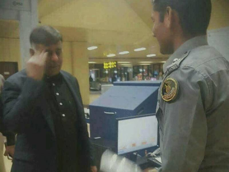 Escape bid by SSP Rao Anwar foiled at Islamabad airport