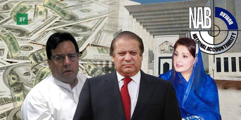 Two witnesses record statements in corruption cases against Sharifs