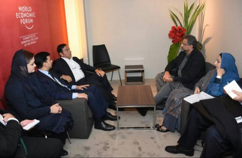 PM Abbasi invites Groupe Renault to consider Pakistan as next investment destination