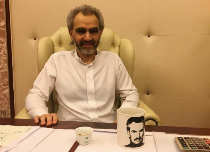 Saudi Prince Alwaleed bin Talal freed after two months of royal detention