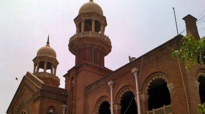 Yawar Ali replaces Syed Mansoor Shah as LHC chief justice