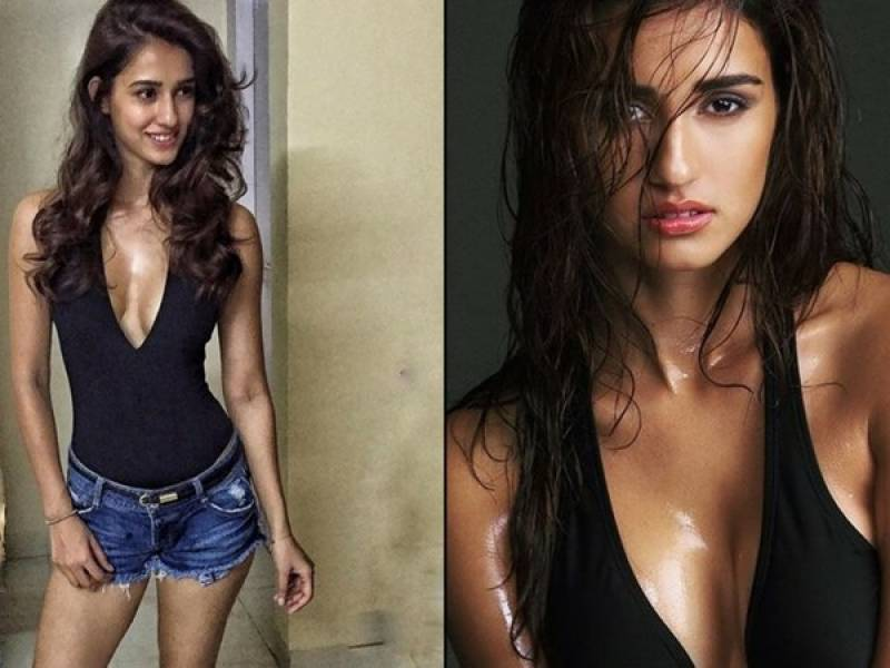 Disha Patani is making us all envious of how fit she is