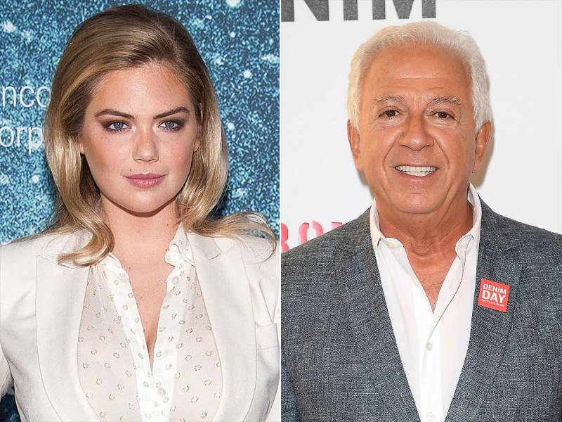 Kate Upton accuses GUESS Co-founder of sexual harassment