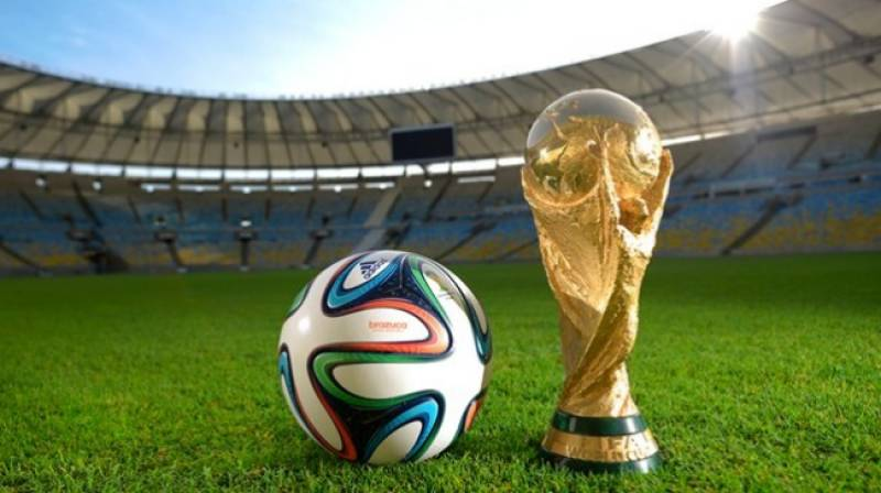Pakistan's Sialkot made in footballs to be used in FIFA World Cup 2018