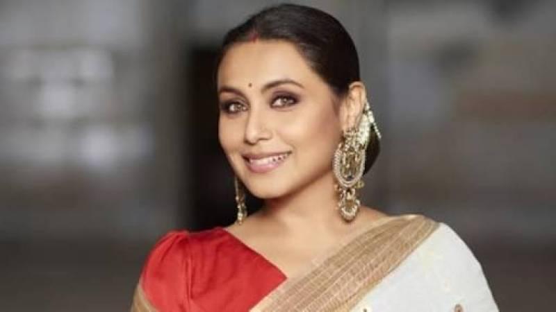 Rani Mukherji is back with a bang