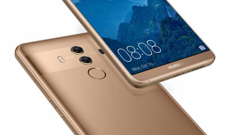 Huawei Mate 10 Pro isn't just smart but a piece of jewellery too
