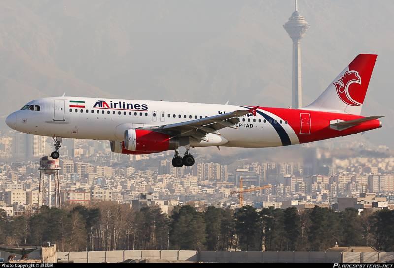 Iran's Ata Airline starts Islamabad-Mashhad flights