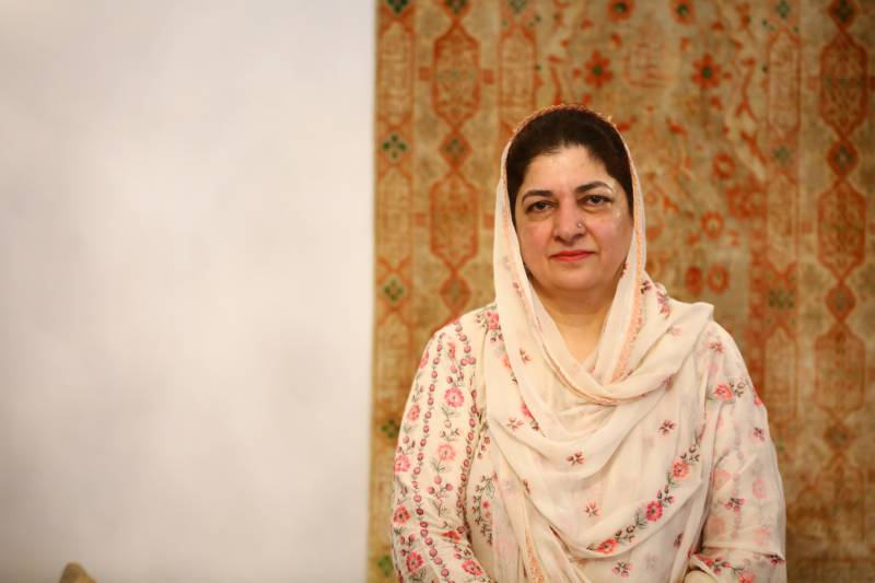 EXCLUSIVE: 'He didn't want to be a politician,' Pakistan's First Lady speaks about PM Abbasi for the first time on media