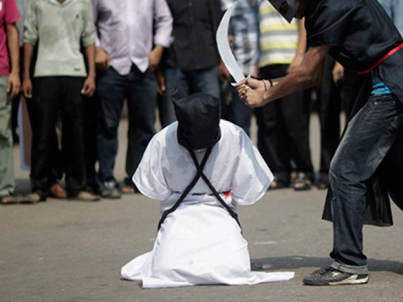 Four Pakistanis executed for murder, rape in Saudi Arabia