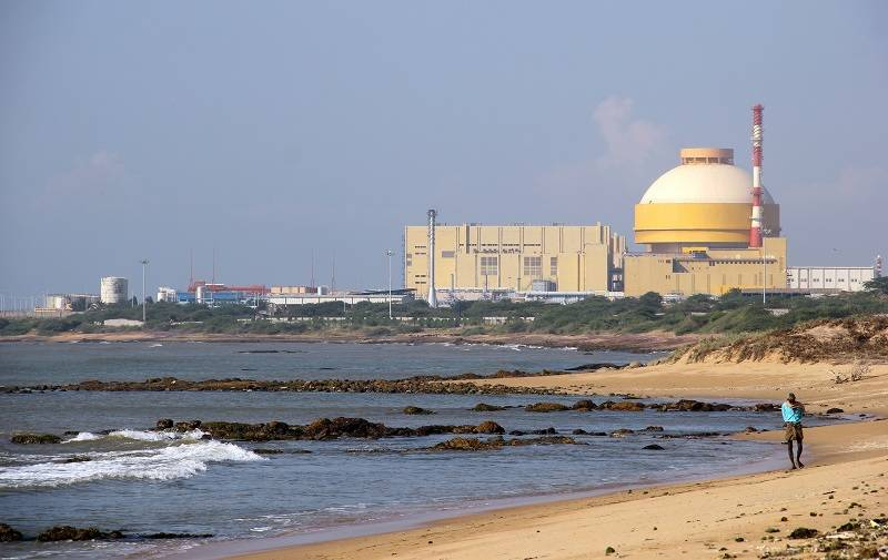 India offers jobs to Ukrainian engineers at nuclear power plants