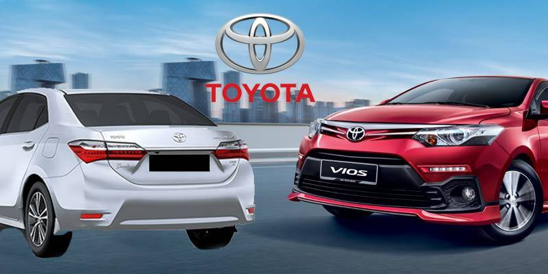 Say goodbye to Toyota Xli and GLi as Vios 2018 on its way!