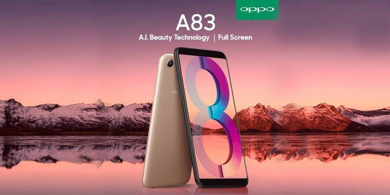 Smartphone in review: OPPO A83